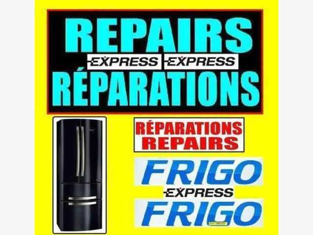 REPARATION REFRIGERATEUR FRIGO FRIGIDAIRE 514 996 31811
