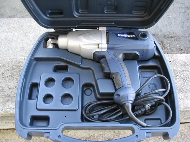 Mastercraft Impact Wrench *REDUCED*