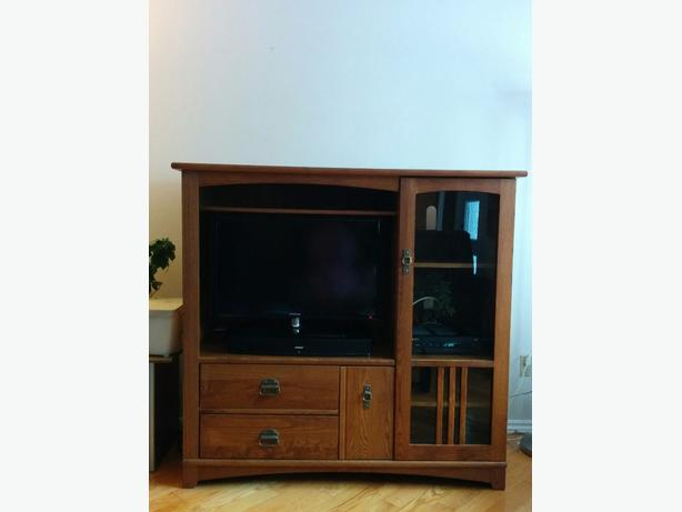 Tv stands meuble pour t l viseur hull sector quebec for Meuble fraser montreal