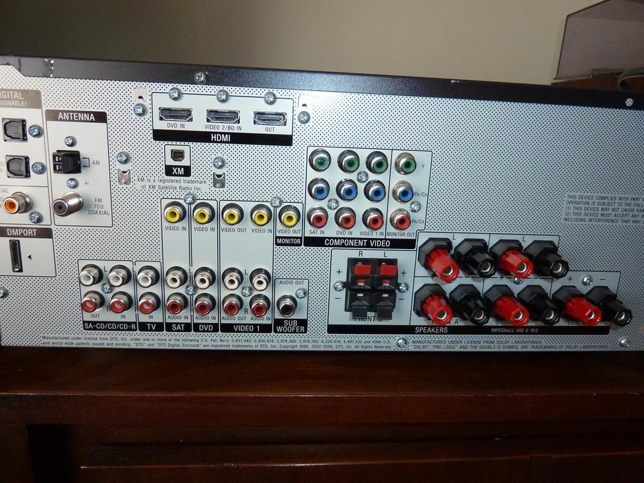 sony str k7100 multi channel av receiver amplifier gloucester ottawa rh usedottawa com Sony STR K7100 Owner's Manual sony str k7100 review