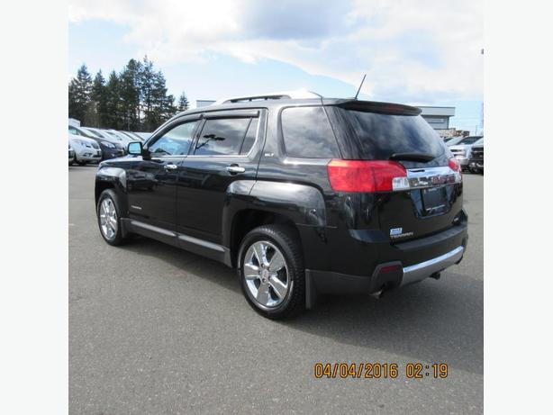 used 2015 gmc terrain slt awd for sale in parksville outside comox valley courtenay comox mobile. Black Bedroom Furniture Sets. Home Design Ideas