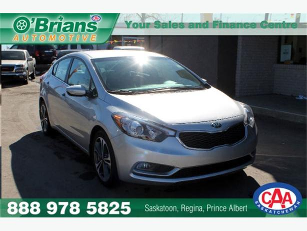 2015 Kia Forte EX - BRAND NEW VEHICLE! MFG WARRANTY