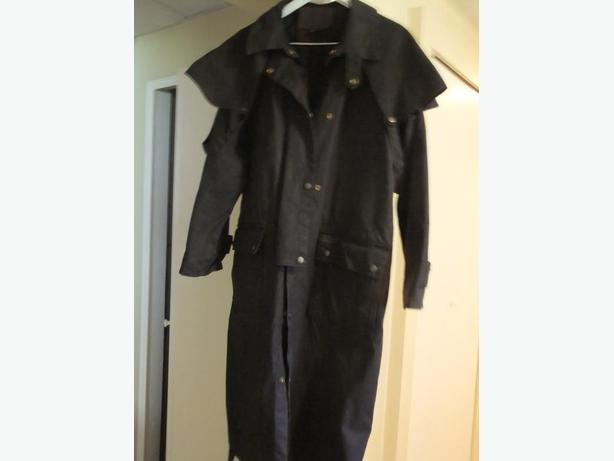 Australian Outback full length coat