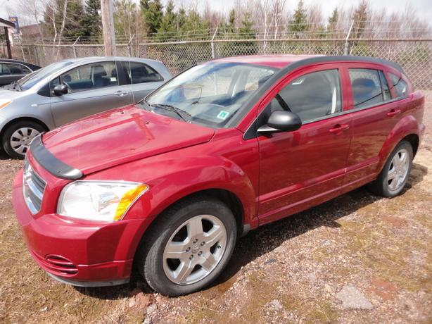 2009 dodge caliber sxt hatchback warranty charlottetown pei. Black Bedroom Furniture Sets. Home Design Ideas