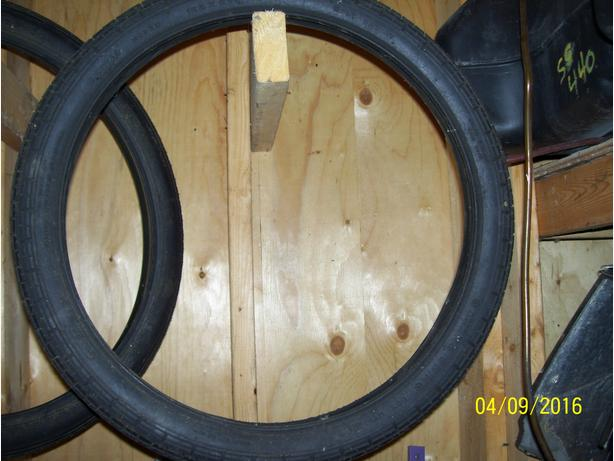 Moped Scooter Trials tire 2.25x19 Cheng Shin NEW