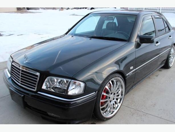 mercedes 1996 mercedes benz c36 amg east regina regina. Black Bedroom Furniture Sets. Home Design Ideas