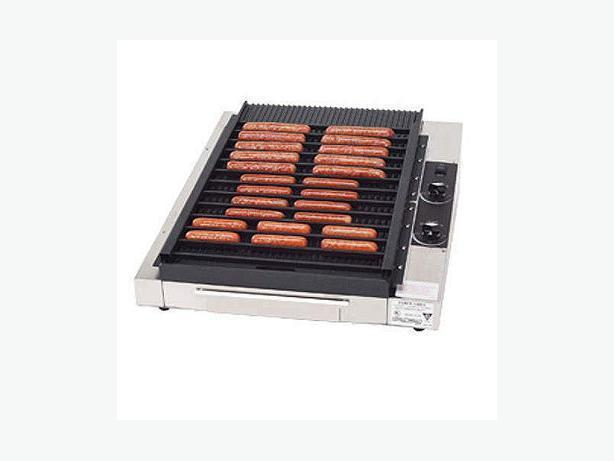 GOLD MEDAL FENCE GRILL HOT DOG COOKER