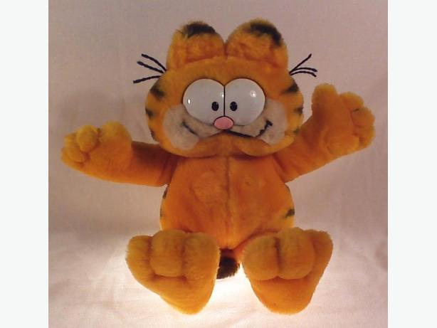 Garfield  stuffed toy