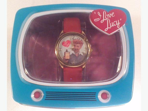 I Love Lucy watch