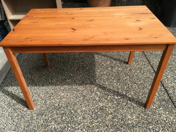 Ikea Ingo Pine Table Coquitlam Incl Port Coquitlam