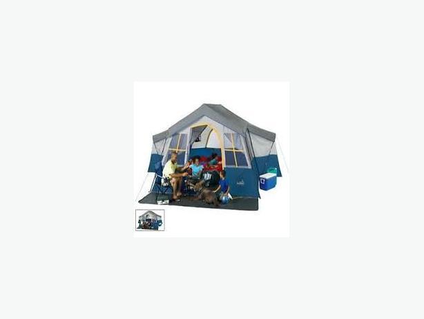 Broadstone Manitou Cabin Tent & Broadstone Manitou Cabin Tent Duncan Cowichan