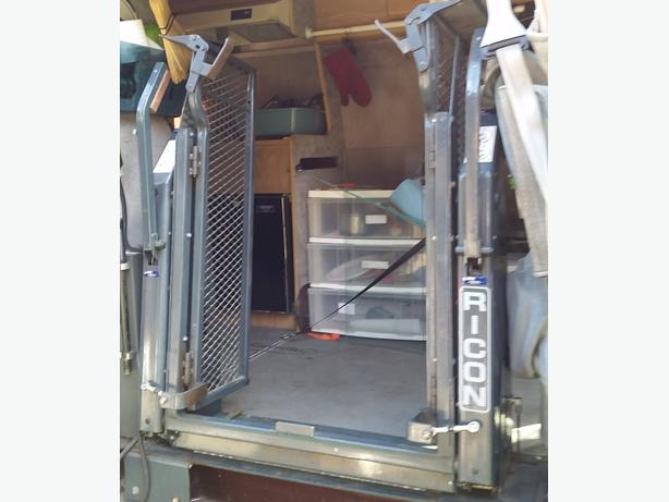 Ricon Wheelchair Lift for Van or RV
