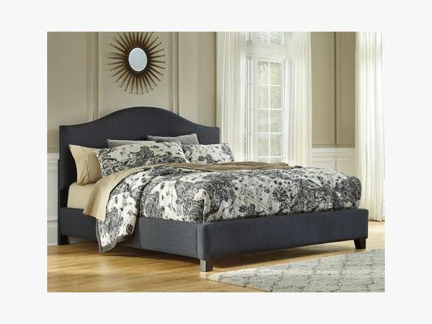 New Kasidon Queen Upholstered Bedframe