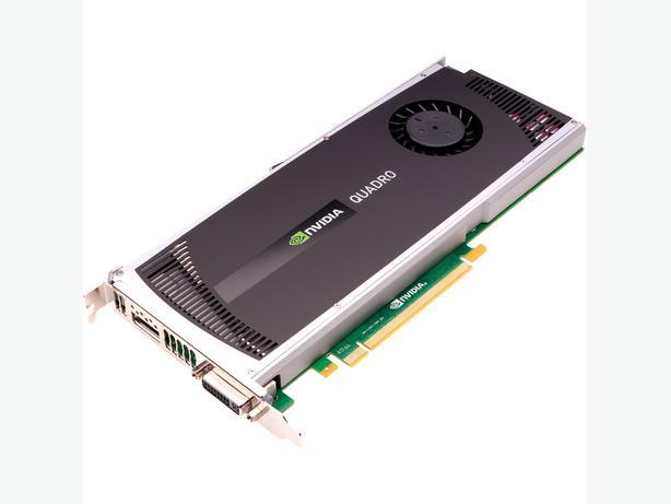 NVIDIA Quadro 2000 Workstation GPU 1 GB GDDR5 PCI Express w/ Warranty!