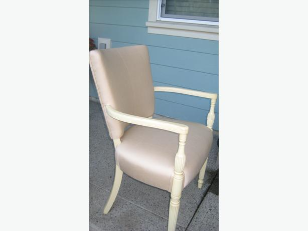 matched pair occasional chair