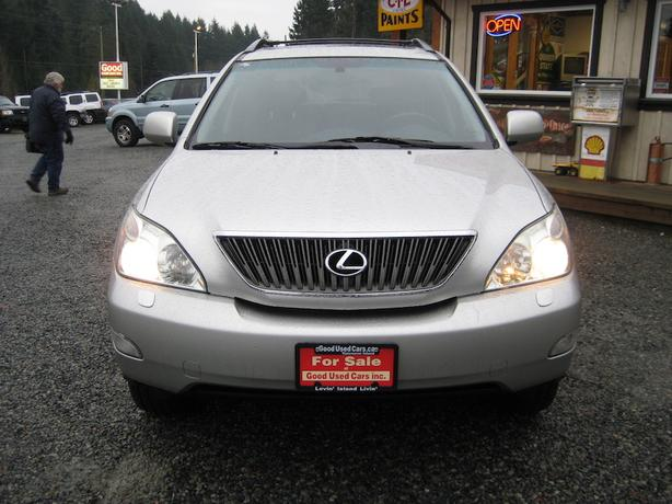2004 lexus rx330 awd incredible luxury sale outside comox valley comox valley mobile. Black Bedroom Furniture Sets. Home Design Ideas