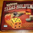 Yatzhee Texas Hold'em game