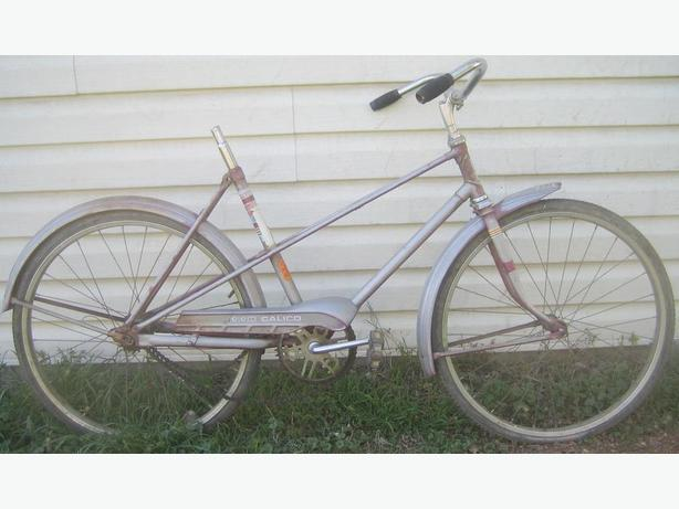 CCM Mid-sized Antique Cruiser for restoration