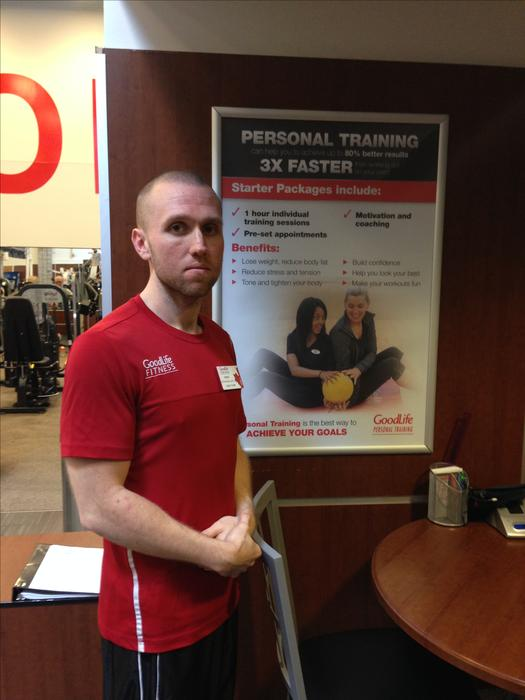 Goodlife Personal Trainer Hamilton Hamilton