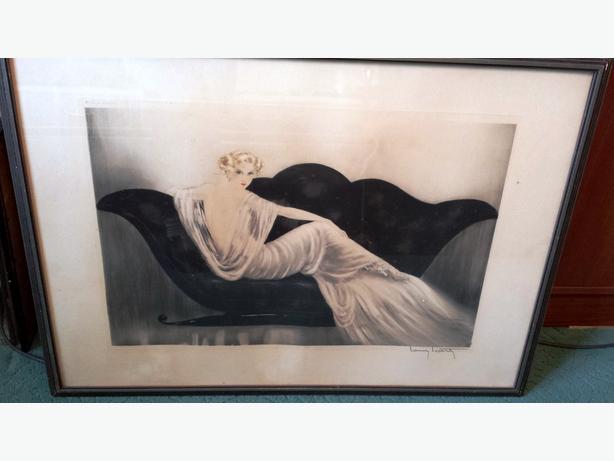 Louis Icart Art