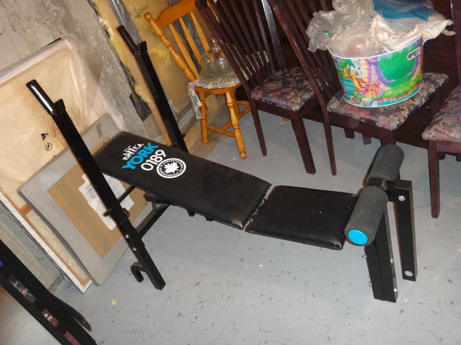 York Weight Bench Stittsville Ottawa