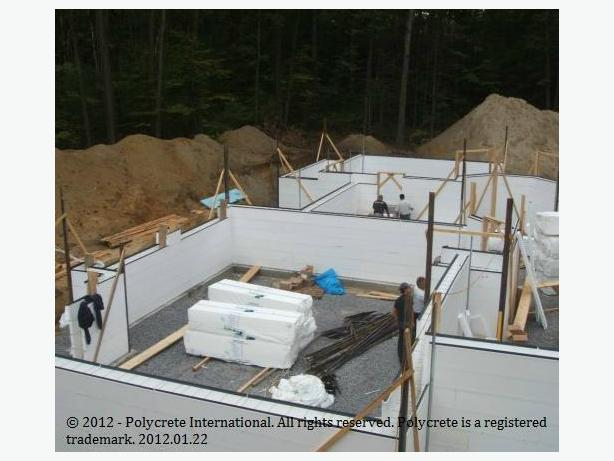 Tiling, siding, roofing, ICF foundation, hardwood flooring, etc