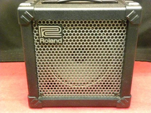 Roland Cube 15 practice amp with effects