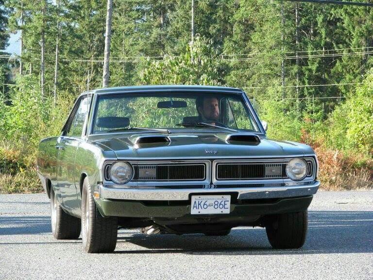 Parksville Car Show
