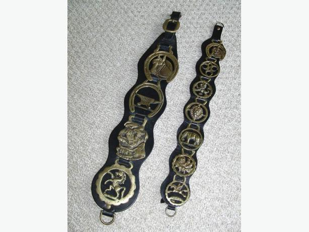 Reproduction Horse Brasses