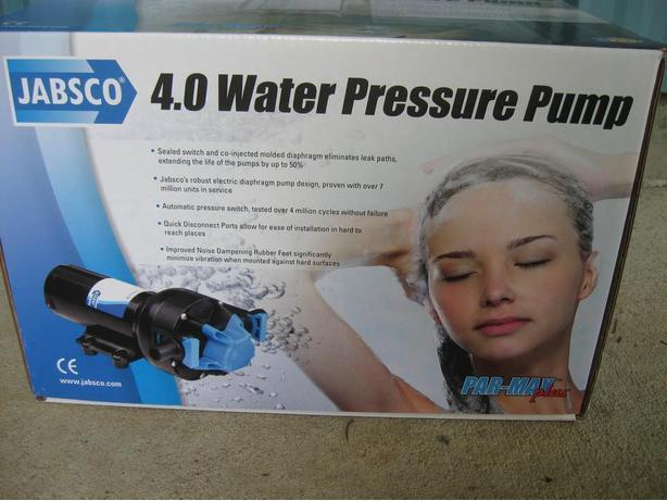 Jabsco Water Pumps