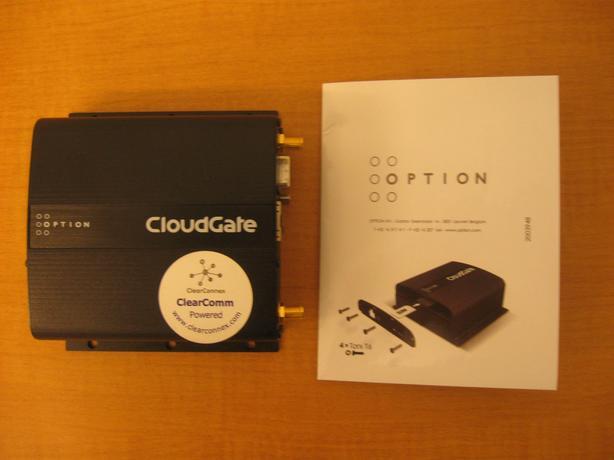 Cloudgate Modem
