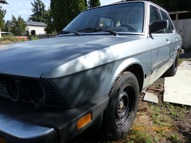 85 BMW 528E & E28 PARTS $10 & UP IN VICTORIA