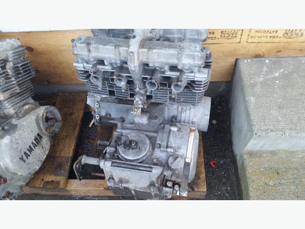 kawasaki kz 650 motor