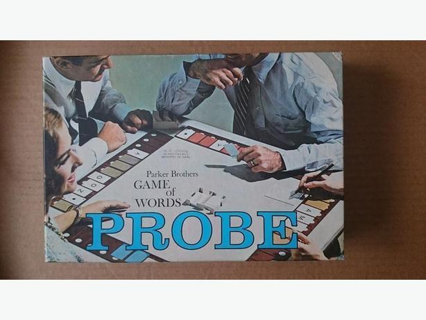 """Probe"" game"
