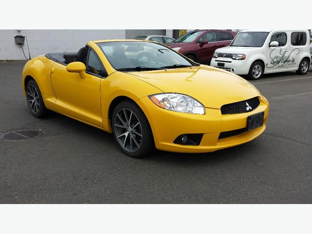 used 2011 mitsubishi eclipse spyder gs for sale in parksville outside comox valley comox valley. Black Bedroom Furniture Sets. Home Design Ideas