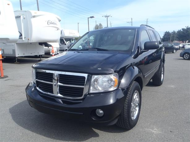 2008 dodge durango slt 3rd row seating 4wd outside calgary area calgary. Black Bedroom Furniture Sets. Home Design Ideas