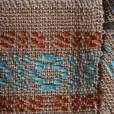 4U2C VINTAGE HAND LOOMED PLACE MATS NEVER USED SET OF 6