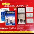 Casio fx-7000G Programmable Graphic Scientific Calculator