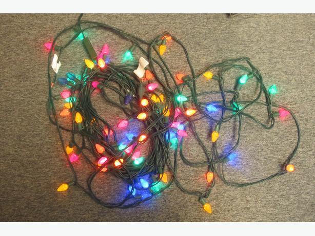 Xmas light sets LED Lumières de Noël