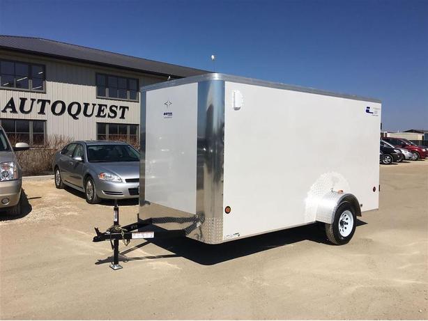 2017 Royal Cargo LT 6 X 12 Cargo with Barn Doors - 2990k