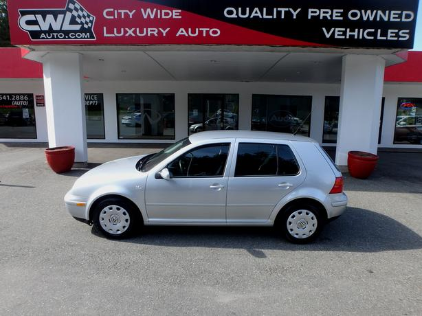 2005 Volkswagen Golf GL - New Tires - Reduced $2000