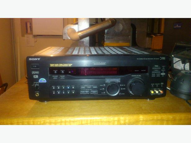 Sony Av Receiver STR-DE945