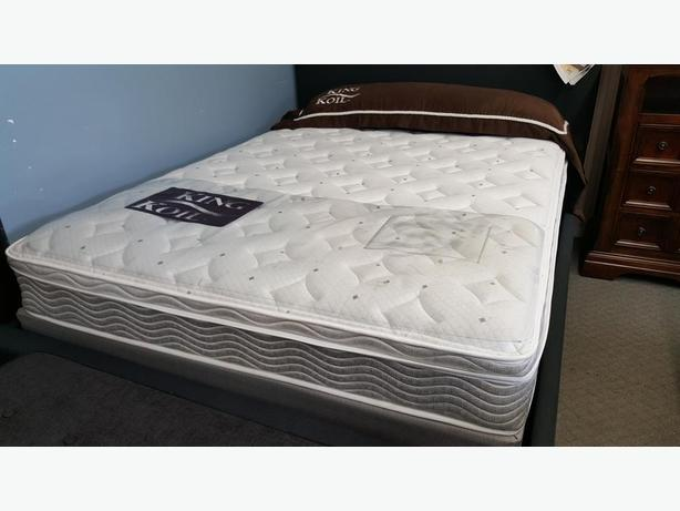 New Glendale Queen Eurotop Mattress
