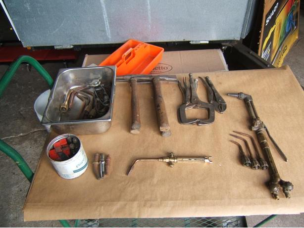 Welding equip. and supplies