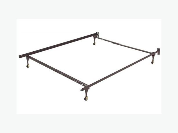 Adjustable Bed Frame Queen To King : Bed frame adjustable from double to queen king size