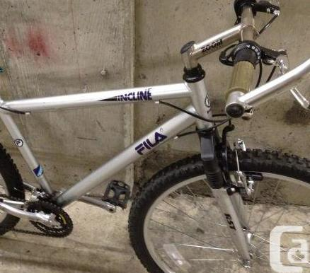 fila bike