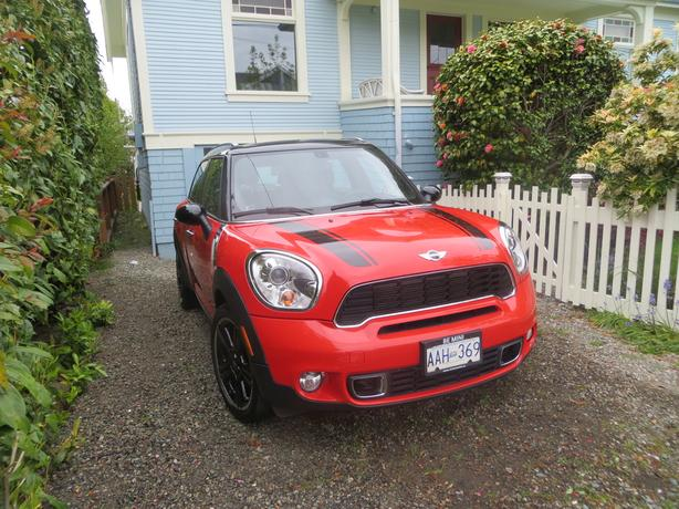 2011 mini cooper s countryman all4 victoria city victoria. Black Bedroom Furniture Sets. Home Design Ideas