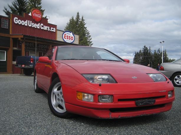 1993 Nissan 300zx Local Victoria Car Rear Wheel Drive