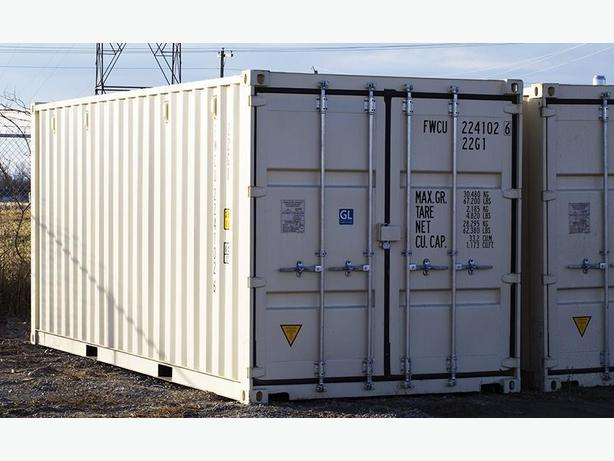 Shipping containers, Seacans, Storage containers