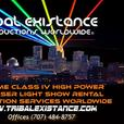 Worldwide Extreme High Power Sky Laser Light Show Rental Production Services